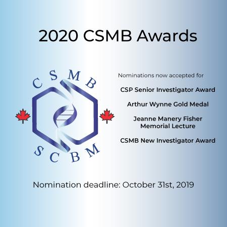 CSMB 2020 awards