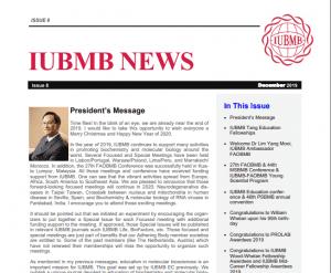 IUBMB newsletter